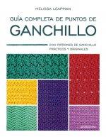 GUÍA COMPLETA DE PUNTOS DE GANCHILLO