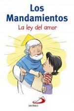 Los mandamientos la ley del amor