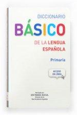 Diccionario basico de la lengua española.Primaria
