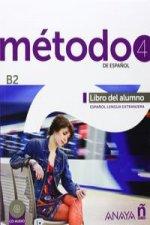 Método 4 libro del alumno B2