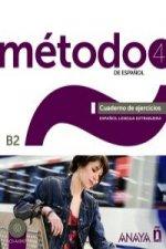 Método 4 cuaderno de ejericicios B2