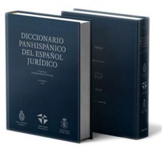 DICCIONARIO PANHISPÁNICO JURÍDICO RAE