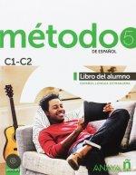 MÈTODO 5 LIBRO DEL ALUMNO C1-C2