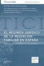 Régimen jurídico mediación familiar en España