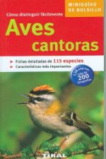 Aves cantoras