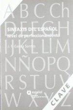 Clave sintaxis del español nivel de perfeccionamiento español santillana univers