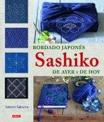 BORDADO JAPONÈS SASHIKO DE AYER Y DE HOY