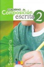 Cuaderno de composición escrita 2