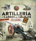Artillería y carros de combate