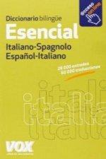 Diccionario esencial español-Italiano VV