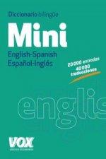 Diccionario mini Inglés-Español