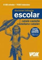 DICCIONARIO ESCOLAR CATALAN-ESPAÑOL