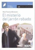 EL MISTERIO DEL JARRÓN ROBADO.(A1/A2).(+CD)