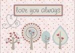 (Postal) Love you Always (R-20160119)