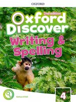 Oxford Discover: Level 4: Writing and Spelling Book