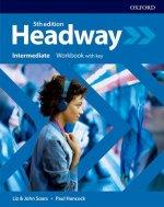 New Headway Fifth Edition Intermediate Workbook with Answer Key
