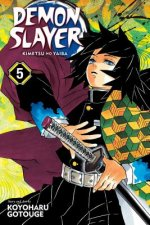 Demon Slayer: Kimetsu no Yaiba, Vol. 5