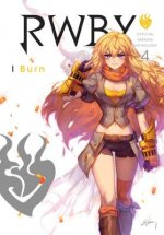 RWBY: Official Manga Anthology, Vol. 4
