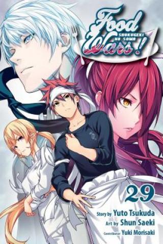 Food Wars!: Shokugeki no Soma, Vol. 29