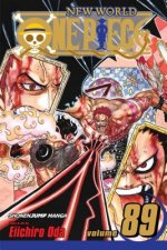 One Piece, Vol. 89