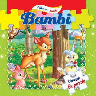 Bambi Zábava s puzzle