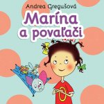 Marína a povaľači CD (audiokniha)
