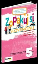 Zopakuj si slovenčinu pre 5. ročník podľa platného i ŠVP