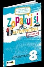 Zopakuj si slovenčinu pre 8. ročník podľa platného i ŠVP
