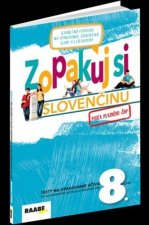 Zopakuj si slovenčinu 8