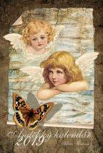 Andělský kalendář 2019 - nástěnný kalendář