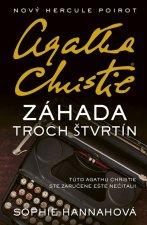 Záhada troch štvrtín Agatha Christie