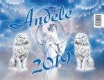 Andělé 2019 - stolní kalendář