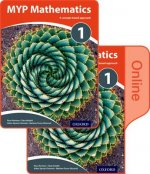 MYP Mathematics 1: Print and Enhanced Online Course Book Pack