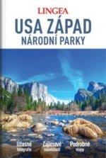 USA západ národní parky