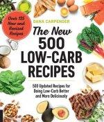 New 500 Low-Carb Recipes