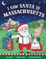 I Saw Santa in Massachusetts