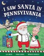 I Saw Santa in Pennsylvania