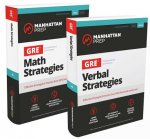 GRE Math & Verbal Strategies Set: Effective Strategies & Practice from 99th Percentile Instructors