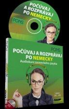 Počúvaj a rozprávaj po nemecky + CD