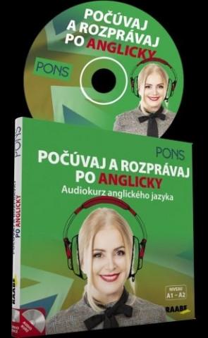 Počúvaj a rozprávaj po anglicky + CD
