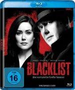 The Blacklist. Season.5, Blu-rays