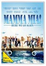 Mamma Mia! 2 - Here We Go Again, 1 DVD