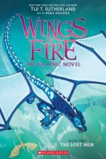 Lost Heir (Wings of Fire Graphic Novel 2): A Graphix Book
