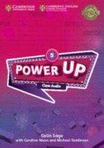Power Up Level 5 Class Audio CDs (4)
