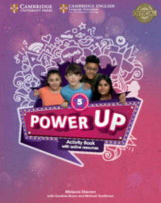 Power Up Level 5 Activity Book with Online Resources and Home Booklet