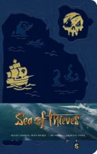 Sea of Thieves Hardcover Ruled Journal