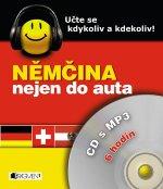 Němčina nejen do auta CD s MP3