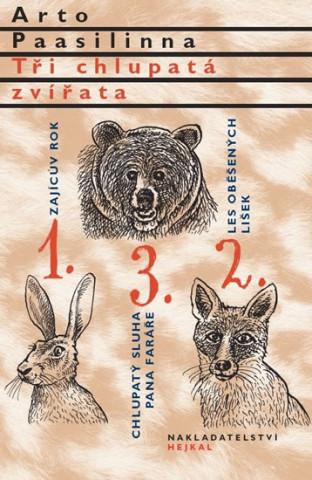Tři chlupatá zvířata