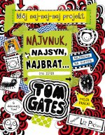 Tom Gates Najvnuk, najsyn, najbrat... (To iste!)