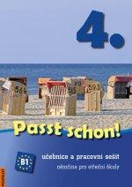 Passt schon! 4. Němčina pro SŠ - Učebnice a pracovní sešit